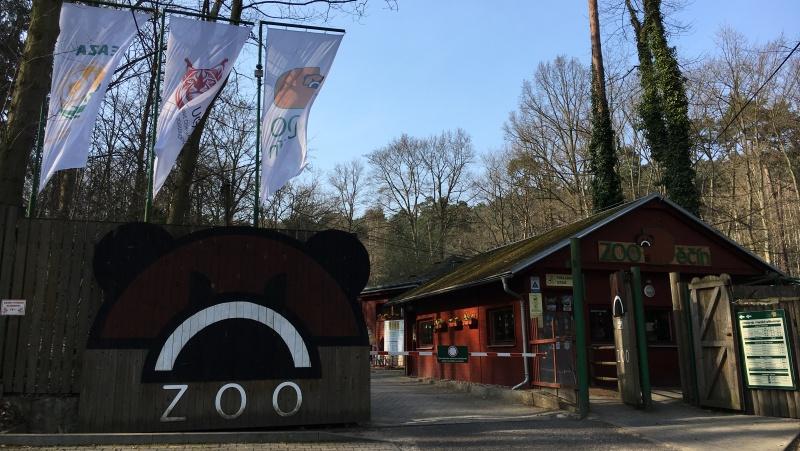 Zoo v Děčíně