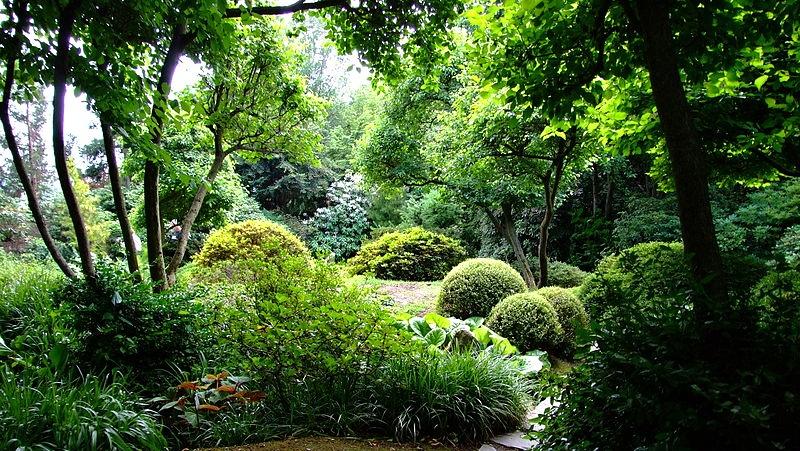 Botanická zahrada v Praze - Tróji