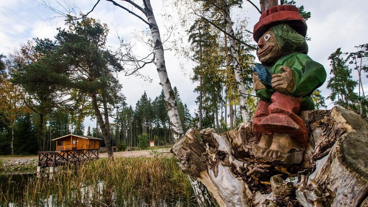 Pohádková stezka v královéhradeckých lesích