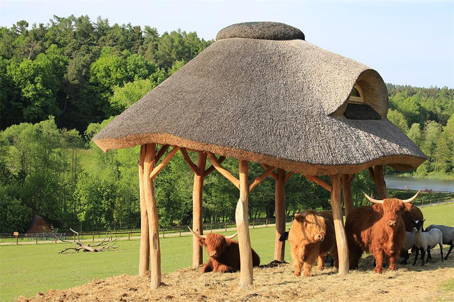Farmapark Soběhrdy - jedinečný zážitek pro milovníky zvířat