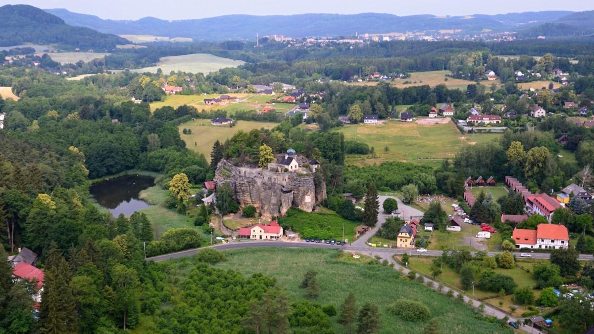 Proč se všem líbí ve Sloupu v Čechách