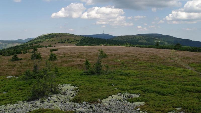 NS Po hřebenech - Světem horských luk