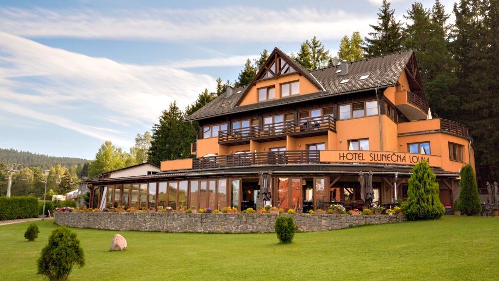 Rodinný hotel Slunečná louka