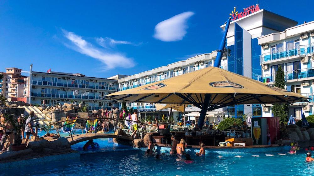 Hotel Kotva Slunečné pobřeží