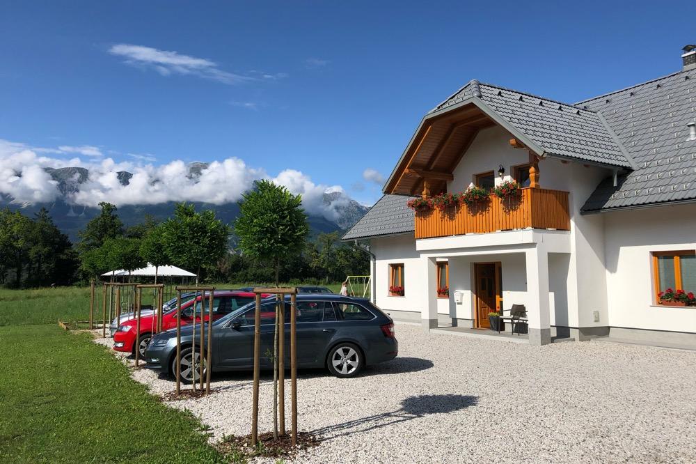 Vřelé ubytování ve Slovinsku - Apartments Roberta