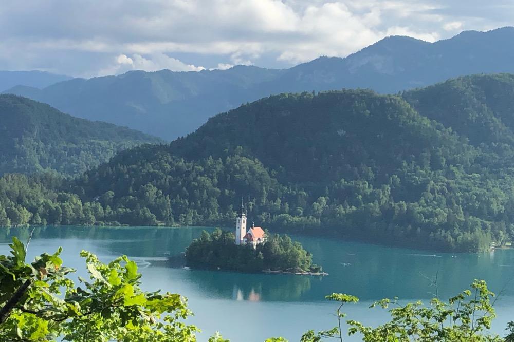 Co se mi líbilo na Bledu ve Slovinsku