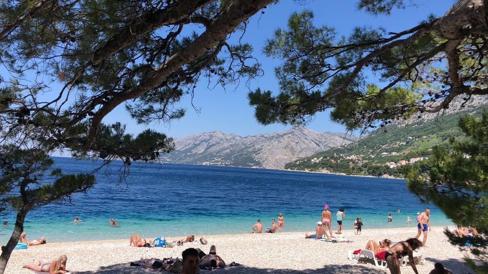 Jedna z deseti nejkrásnějších pláží světa je chorvatská Punta Rata