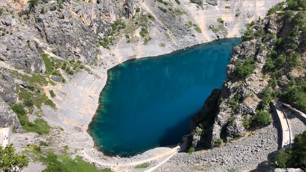 Červené a Modré jezero