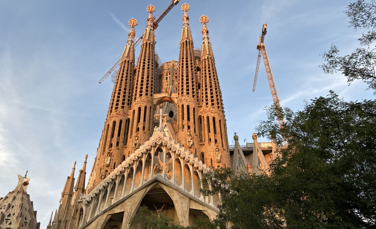 Objevujeme Barcelonu