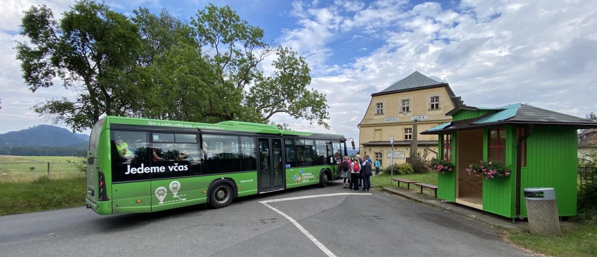 Doprava po Českém Švýcarsku