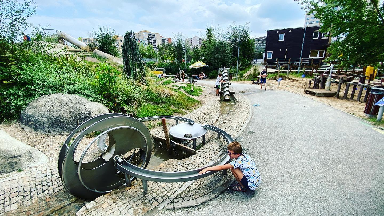 Pražská Gutovka je park na celý půlden a možná i víc